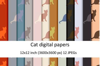 Cat digital papers