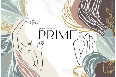 PRIME. Line Art Collection