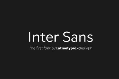 Inter Sans