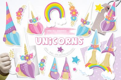 Unicorn Gnome