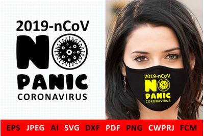 Covid-19 Coronavirus 2019-nCoV DIY mask for volunteers in Quarantine