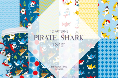 Pirate Shark