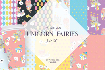 Unicorn Fairies