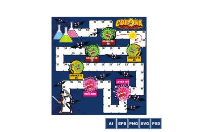 Corona Outbreak Game