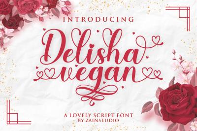 Delisha Vegan
