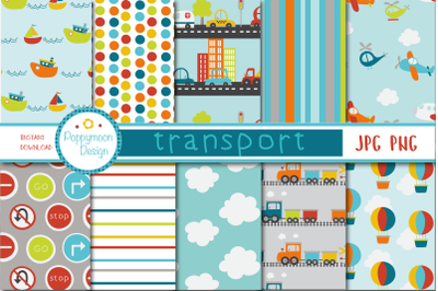 Transport paper