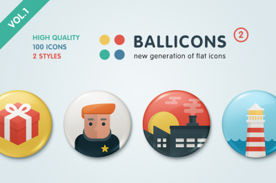 Ballicons 2 vol.1