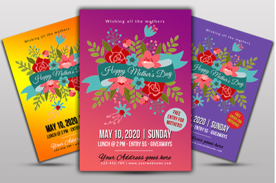 Mother Day LunchFlyer