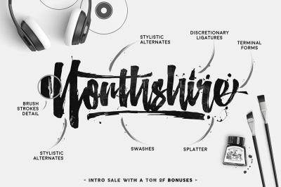 Northshire Script + Extras (Sale)