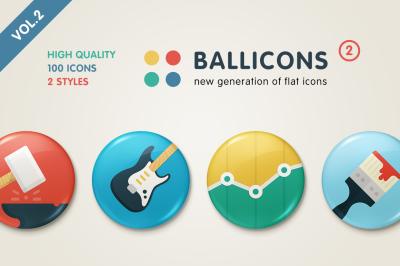 Ballicons 2 vol.2