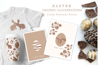 Easter Graphic Illustrations
