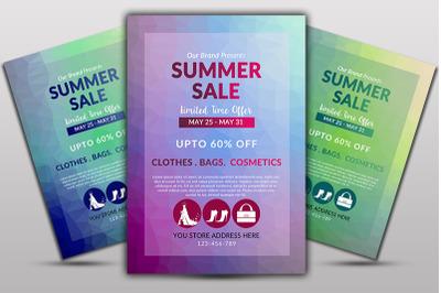 Limited Summer Sale