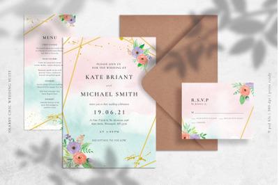 Shabby Chic Wedding Suite
