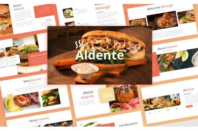 Aldente Food Presentation
