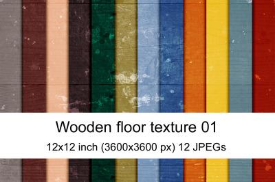 Wooden floor textures 1