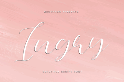 Ingry Script