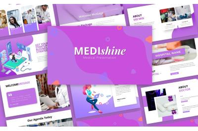 Medishine Medical Presentation