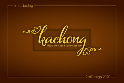 Kachong