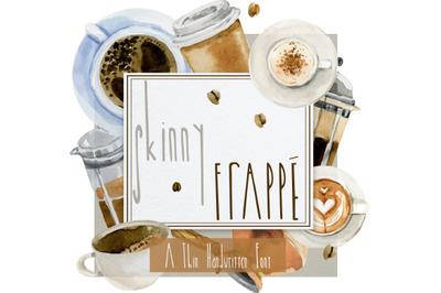 Skinny Frappe - Handwritten Font