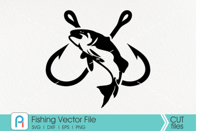 Fishing Svg On All Category Thehungryjpeg Com
