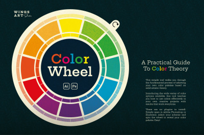 The Wing's Art Color Wheel