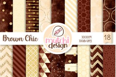 Brown Chic Patterns