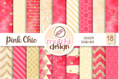 Pink Chic Patterns