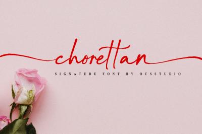 Chorettan