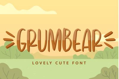 Grumbear