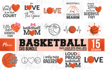 Basketball Quotes SVG Bundle