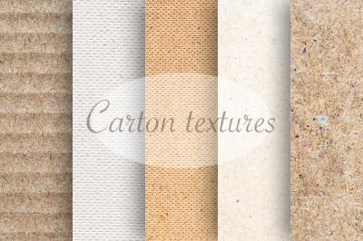 Carton textures
