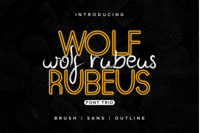 Wolf Rubeus