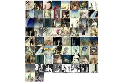 62 Kay Nielsen VINTAGE Illustrations