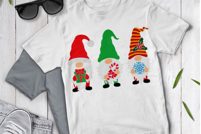 Gnomes SVG, Christmas Gnome SVG, Christmas Gnome Clipart