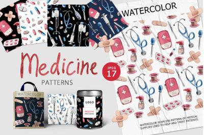 Medicine patterns