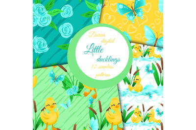 Little ducklings papers