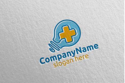 Cross Idea Medical Hospital Logo 33