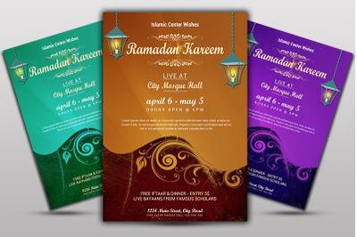 Ramadan kareemFlyer Template