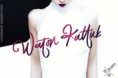 Waton Kattuk