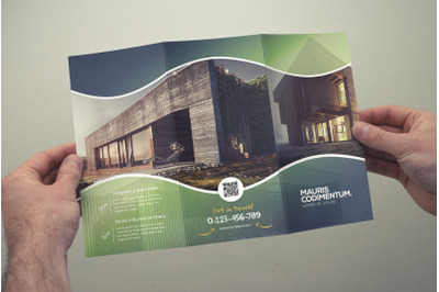 Multipurpose Tri-Fold Brochure