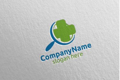 Find Cross Medical Hospital Logo Design 46