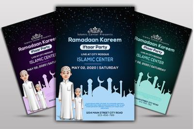 Ramadan Iftaar Flyer