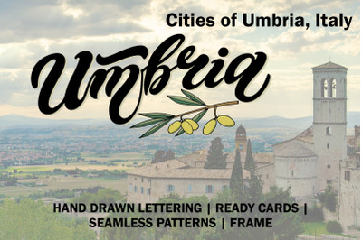 Umbria Set. Italy