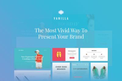 Vanilla UI Kit