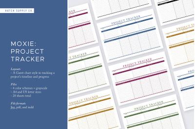 Moxie: Project Tracker