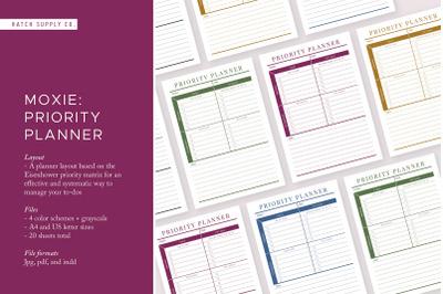 Moxie: Priority Planner