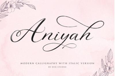 Aniyah Script