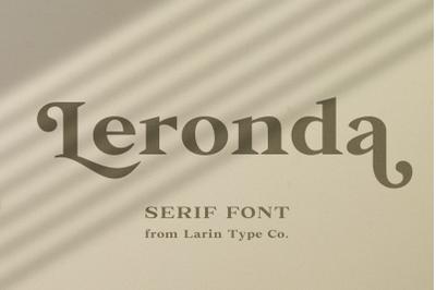 Leronda