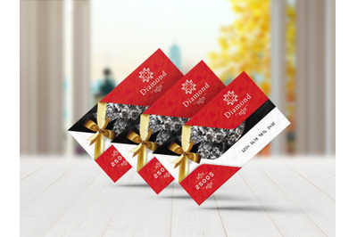 Jewelry Store Gift Card