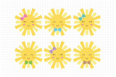 Little Sunshine-Digital Clipart (LES.CL66)